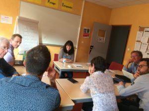 OPE innove dans l'animation de groupes de co-développement