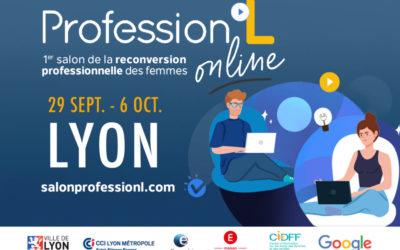 OPE participera au salon Profession'L les 30/09/2020 et 01/10/2020 au Palais de la Bourse à Lyon