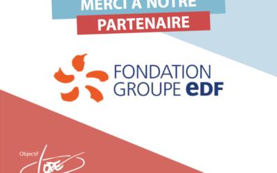 OPE est lauréat de l'appel à projet de la Fondation EDF